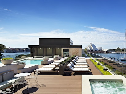 Park Hyatt Sydney Hotel The Rocks  Australia