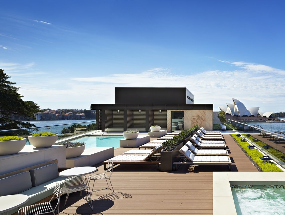 A Five-Star Stay on Sydney Harbour