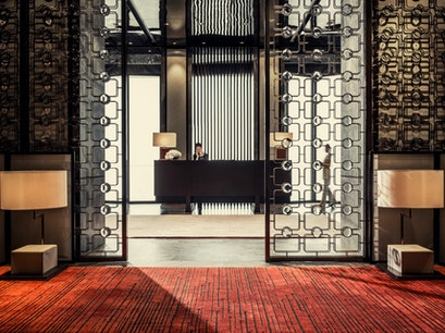 Four Seasons Hotel Shanghai at Pudong Shanghai  China