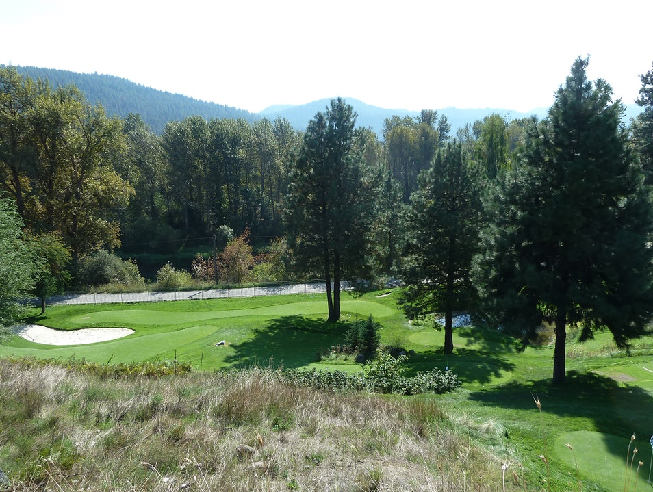 Go Golfing in Leavenworth Leavenworth Washington United States