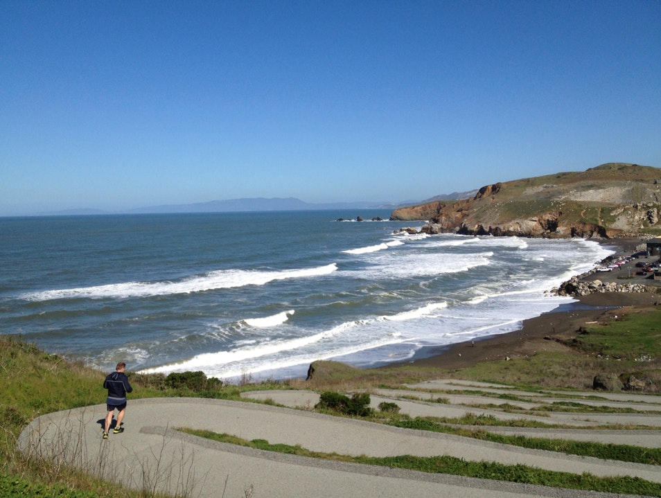 Best Place For A Saturday Stroll Pacifica California United States