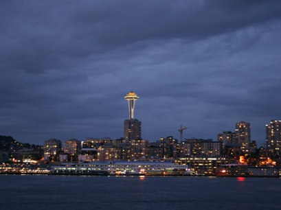 Seattle Ferry Services Seattle Washington United States