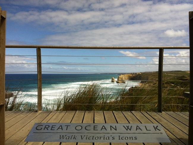 Walk, Don't Drive, to the 12 Apostles