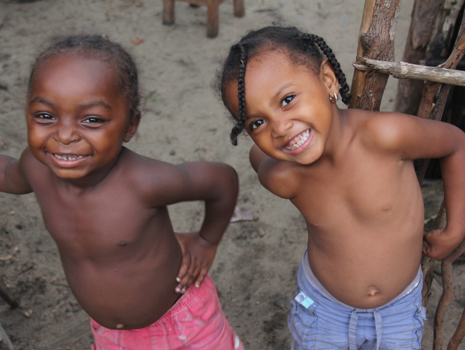 Smiles are Universal Mahanoro  Madagascar