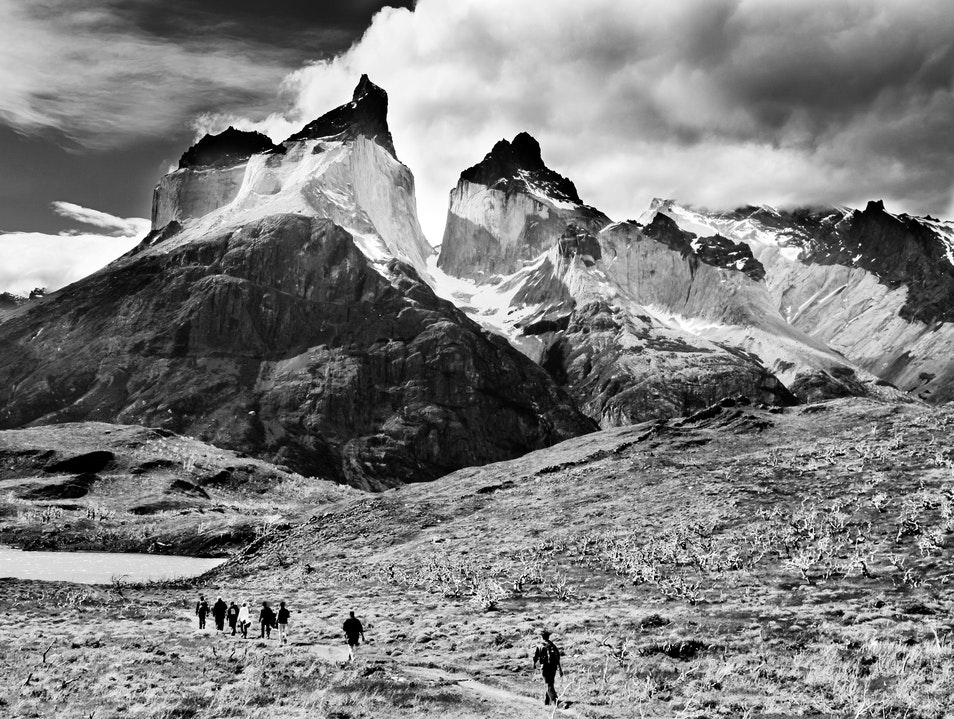 The most amazing mountains you'll ever see. Torres del Paine  Chile