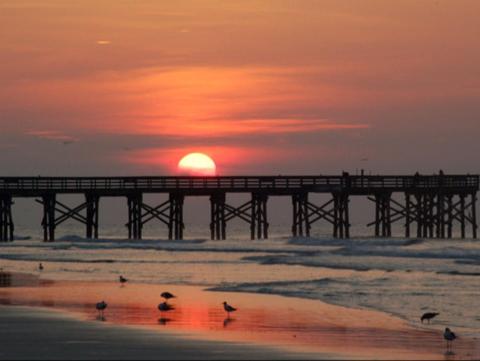 Morning sunrise! Isle of Palms South Carolina United States