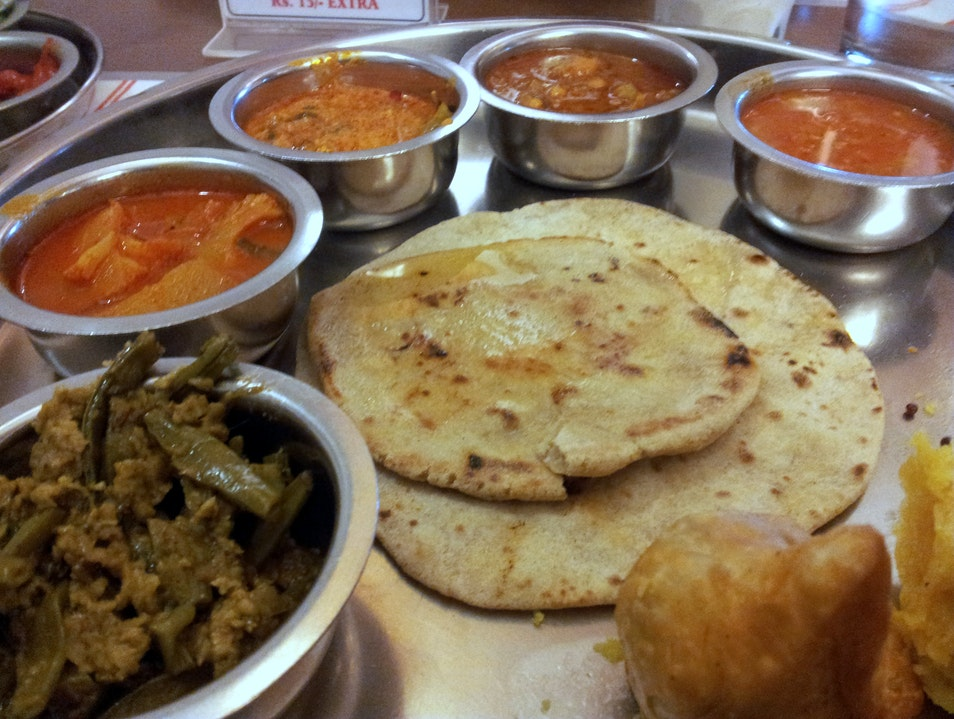 Try a Thali at Panchavati Gaurav Mumbai  India