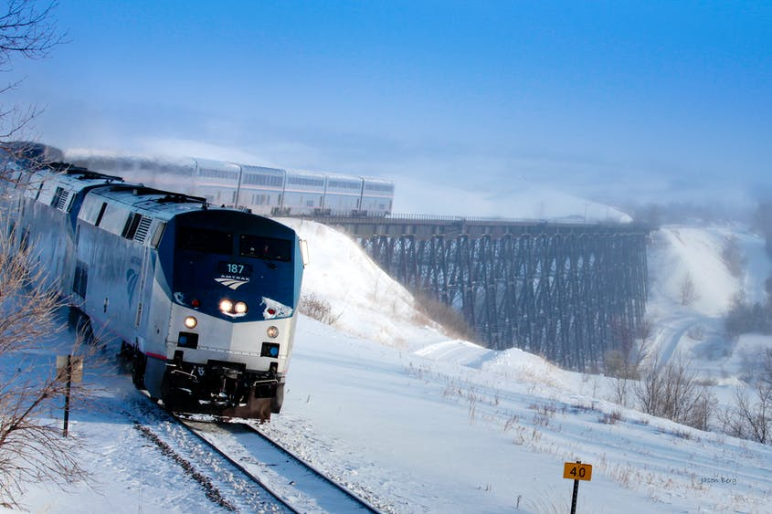 There's a Huge Sale on the Most Scenic Amtrak Routes Right Now