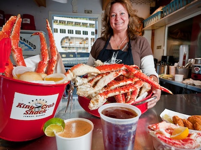 Tracy's King Crab Shack Juneau Alaska United States