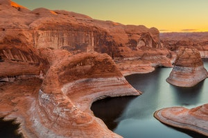Reflection Canyon