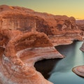 Reflection Canyon Lake Powell Utah United States