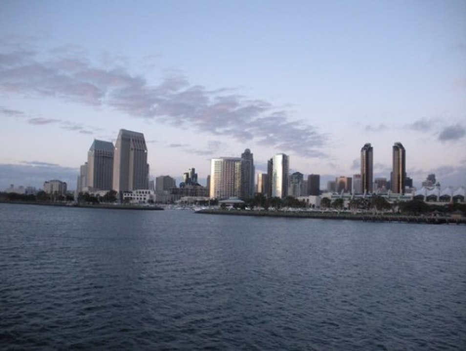 Tour the Harbor San Diego California United States