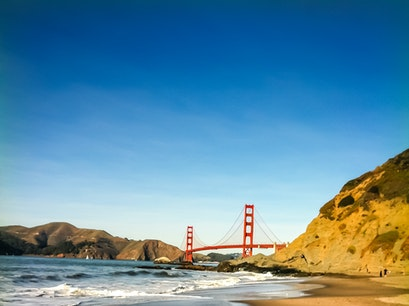 Baker Beach San Francisco California United States
