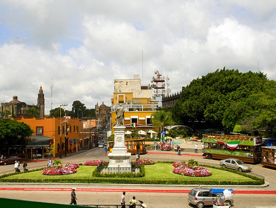 The City of Eternal Spring Cuernavaca  Mexico