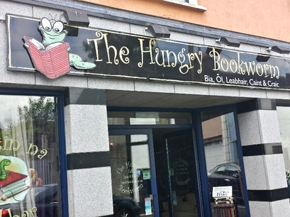 The Hungry Bookworm Galway  Ireland