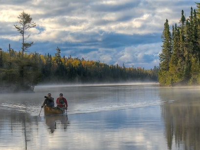 Boundary Waters Canoe Area Wilderness  Minnesota United States