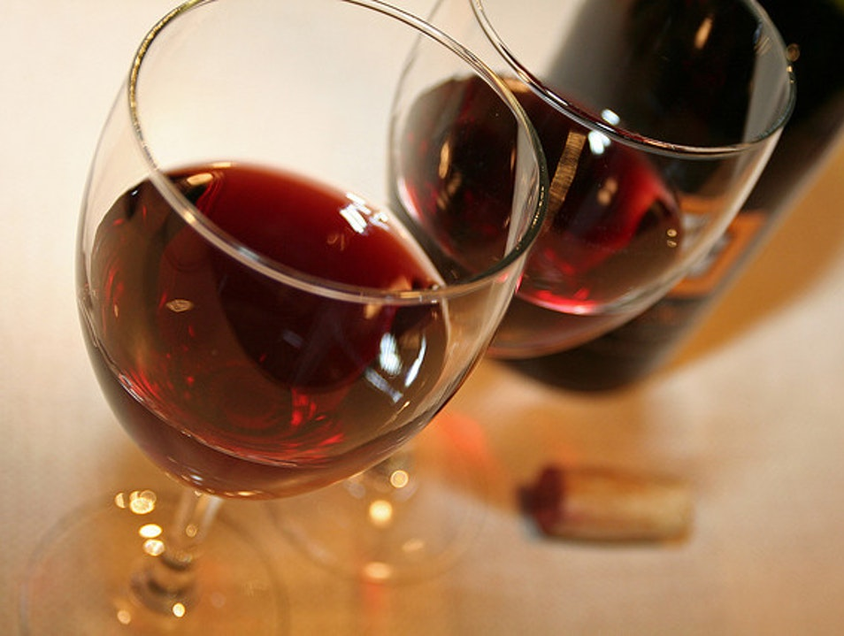 Get Cozy With a Glass of Wine