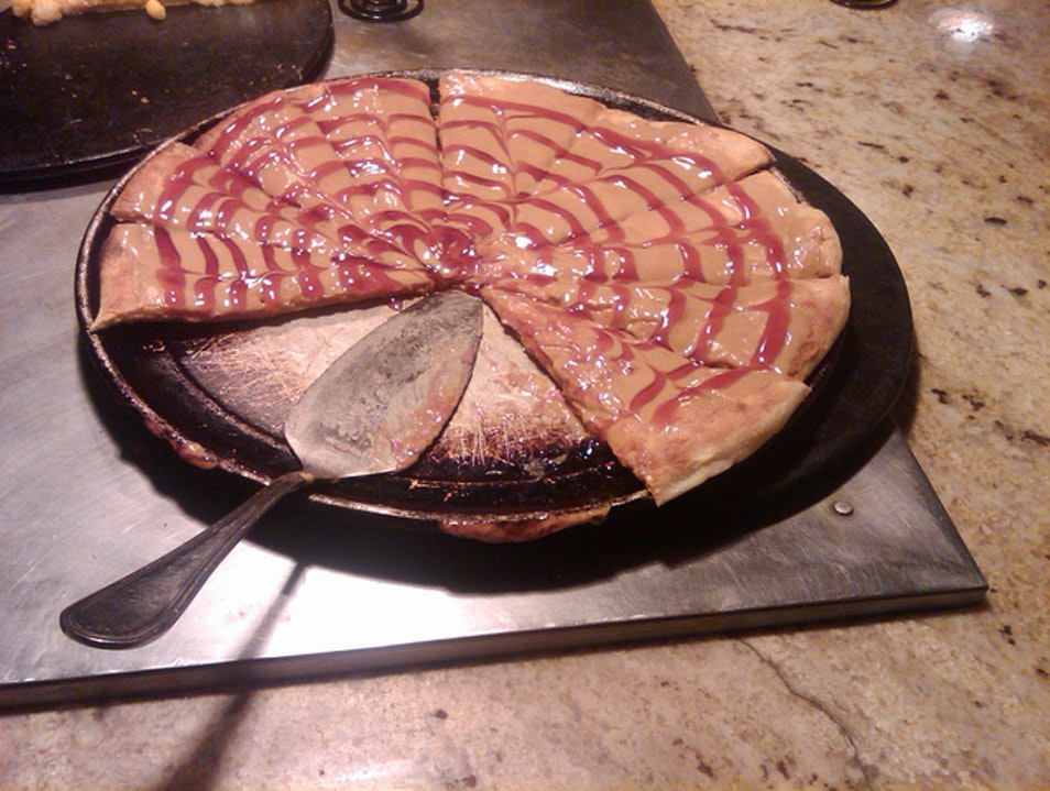 Peanut butter and jelly pizza is just the beginning Anaheim California United States