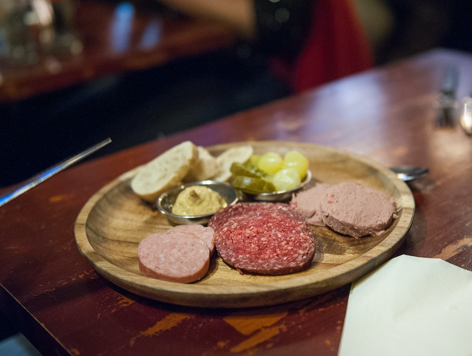 Hearty and authentic Dutch food