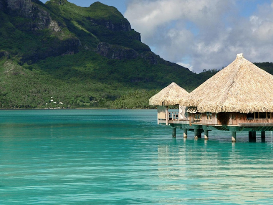 Relaxation Worlds Away  Papara  French Polynesia