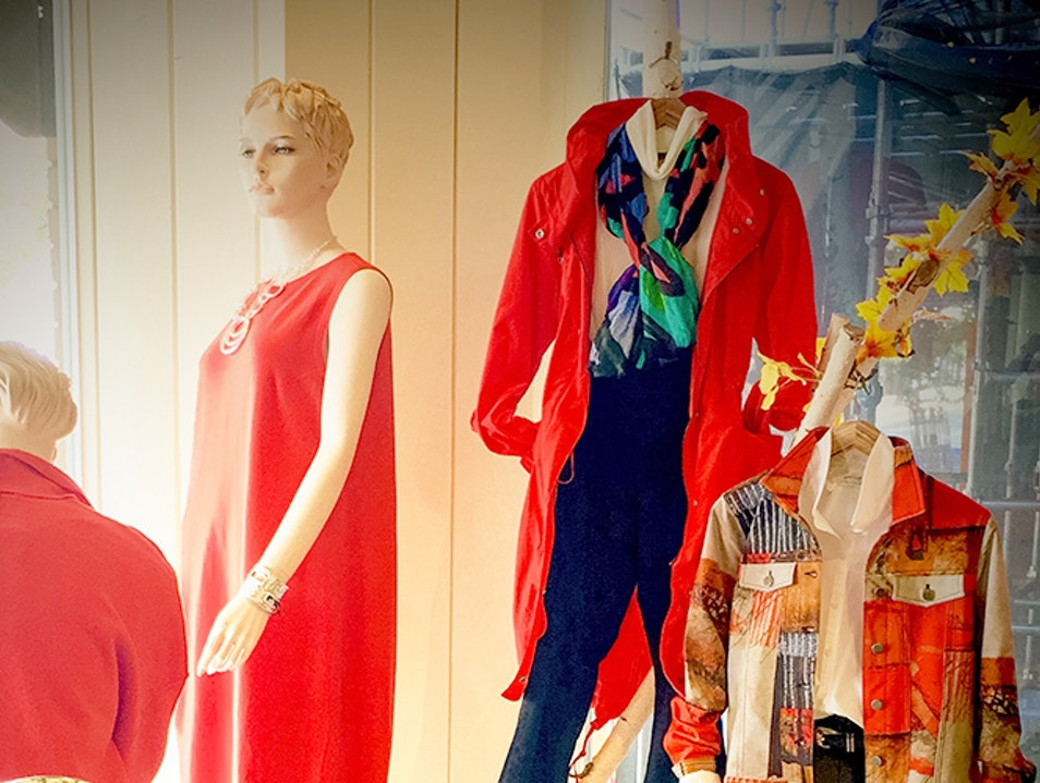 Shop in One of Napa's Best Boutiques Napa California United States