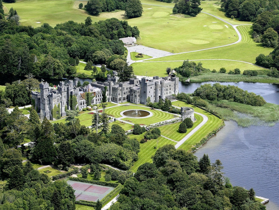 Ashford Castle Is the Versailles of Ireland—and You Can Stay There The Derries  Ireland