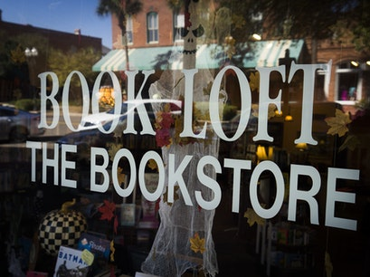 Book Loft Fernandina Beach Florida United States