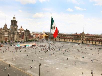 Zócalo Mexico City  Mexico