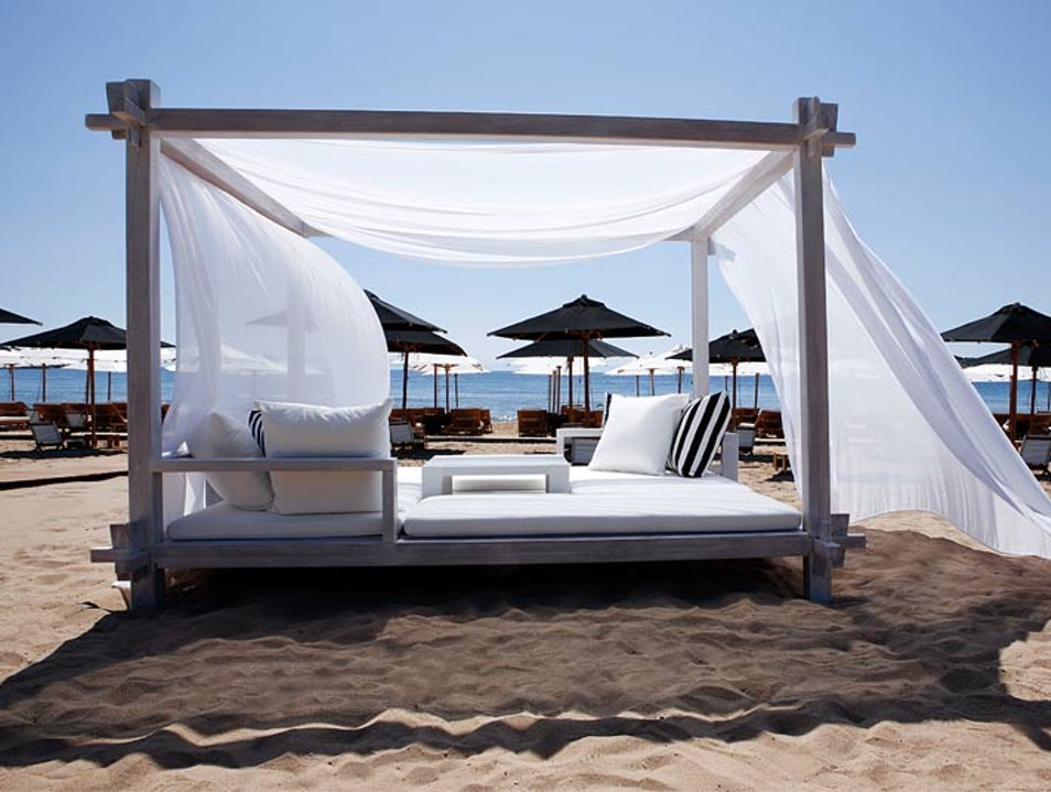 Luxury Experience at the Beach  Vouliagmeni  Greece
