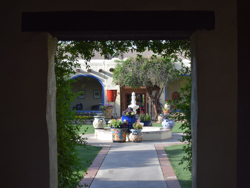 Hacienda Del Sol: A luxury and historic resort at the Catalina Foothills