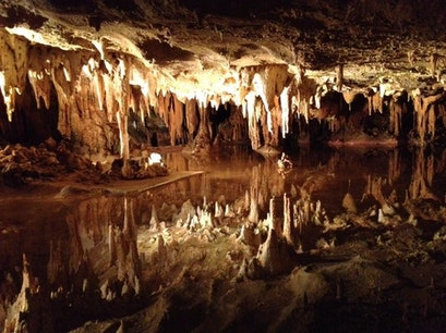 Luray Caverns  Luray Virginia United States