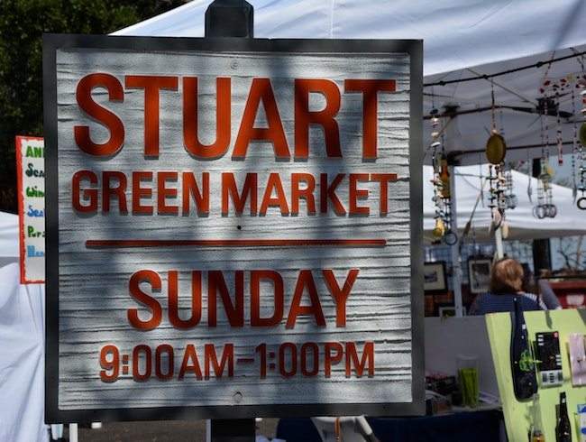 Sunday Green Market