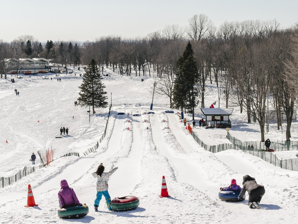 Escape from the City at Montreal's Mount Royal Park
