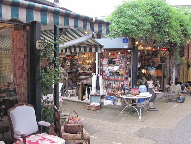 Paris's Giant Flea Market