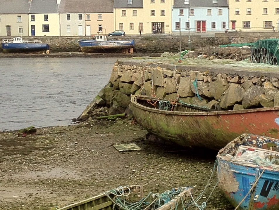 Beached Galway  Ireland