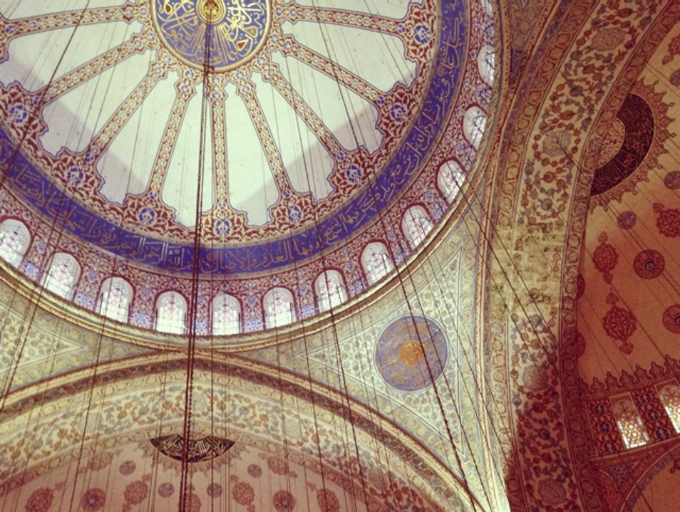 Stunning Blue Mosque