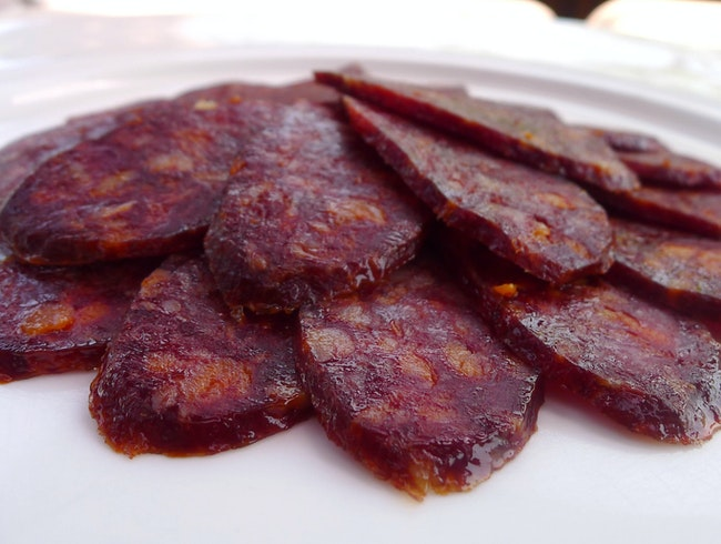 The Best Chorizo in Basque Country