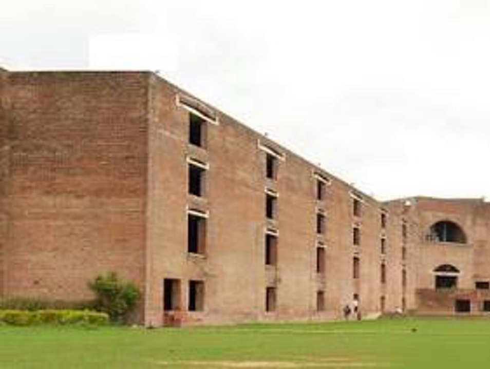 Indian Institute of Management (IIM) Ahmedabad Ahmedabad  India