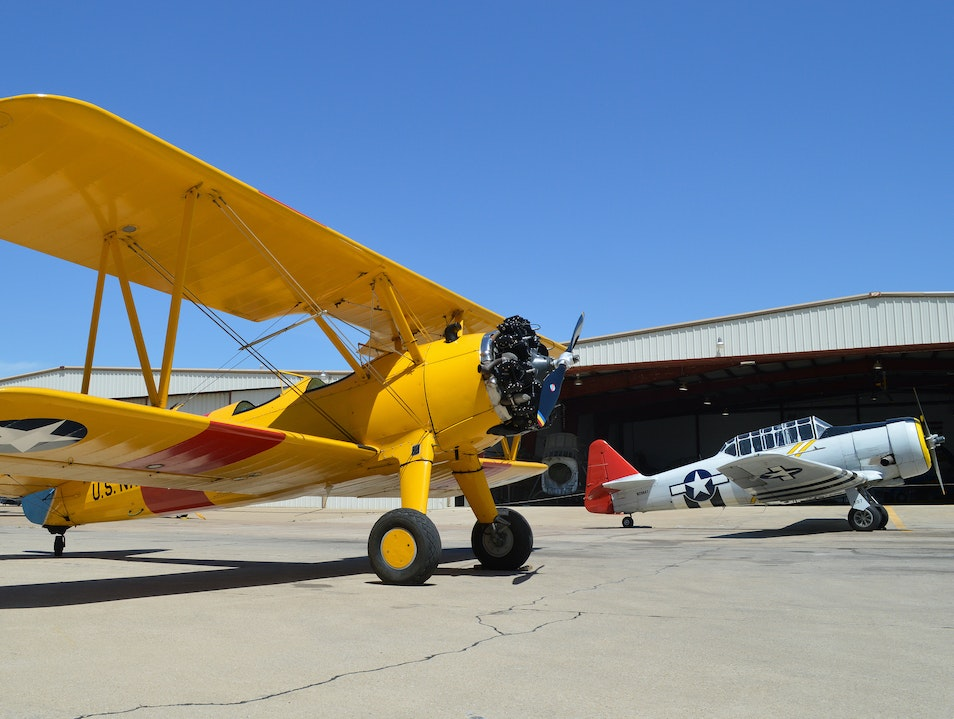 Take a Ride in an Original WW2 Plane Addison Texas United States