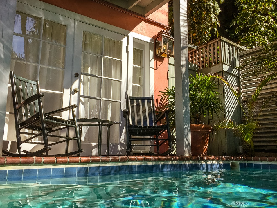 A Charming Stay in Old Town Key West