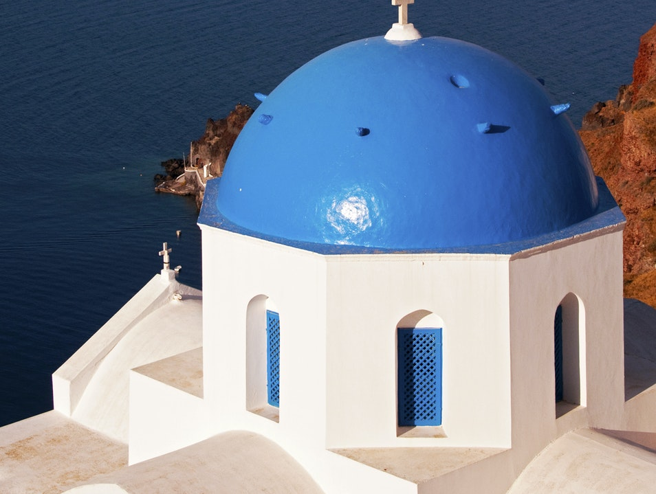 Iconic Oia Oia  Greece