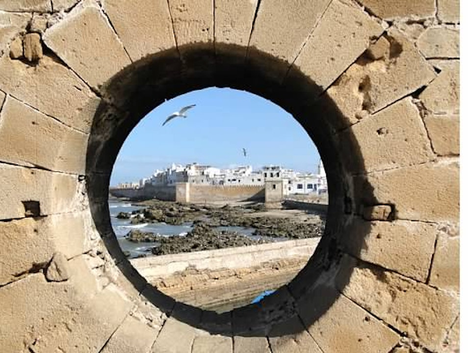 A seaside gem in Morocco Essaouira  Morocco
