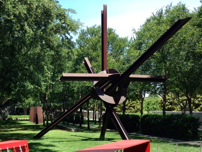 Find Your Zen At The Nasher Sculpture Center
