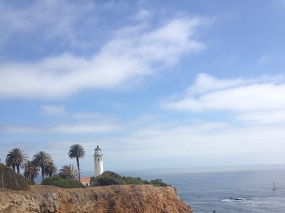 Point Vicente Lighthouse Rancho Palos Verdes California United States
