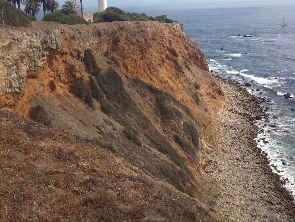 Take In The Views From The San Vicente Lighthouse