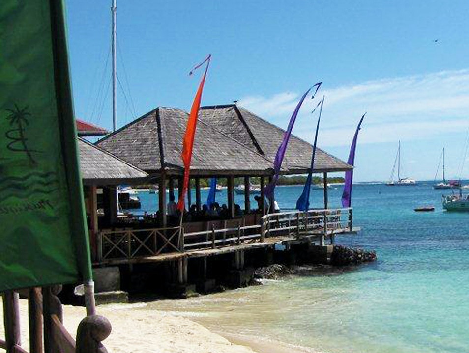 Basil's Bar & Restaurant Kingstown  Saint Vincent and the Grenadines