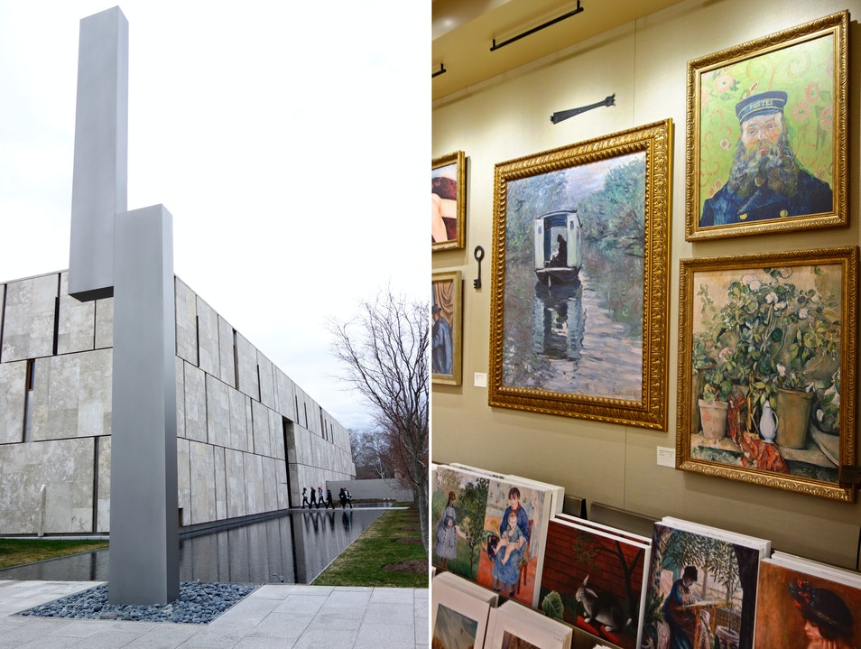 The Barnes Foundation Philadelphia Pennsylvania United States