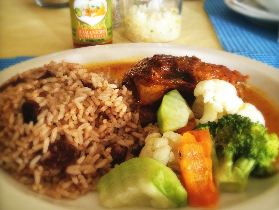 Eat Lunch at Caladium Belmopan  Belize