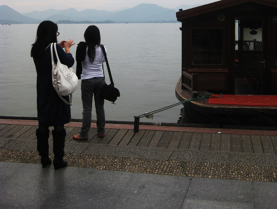 'West Lake' (Placid) Hangzhou  China