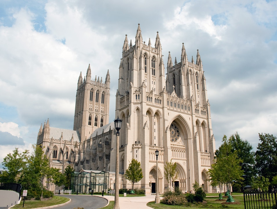 The Washington National Cathedral Washington, D.C. District of Columbia United States